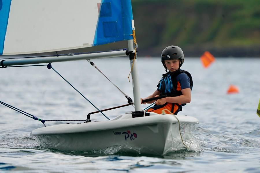 disabled sailing in Cornwall