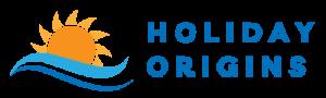 Holiday ORIGINS logo